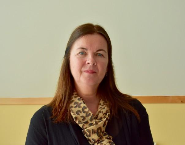 Edda Thorey Kristfinnsdottir, nyt styrelsesmedlem fra Island