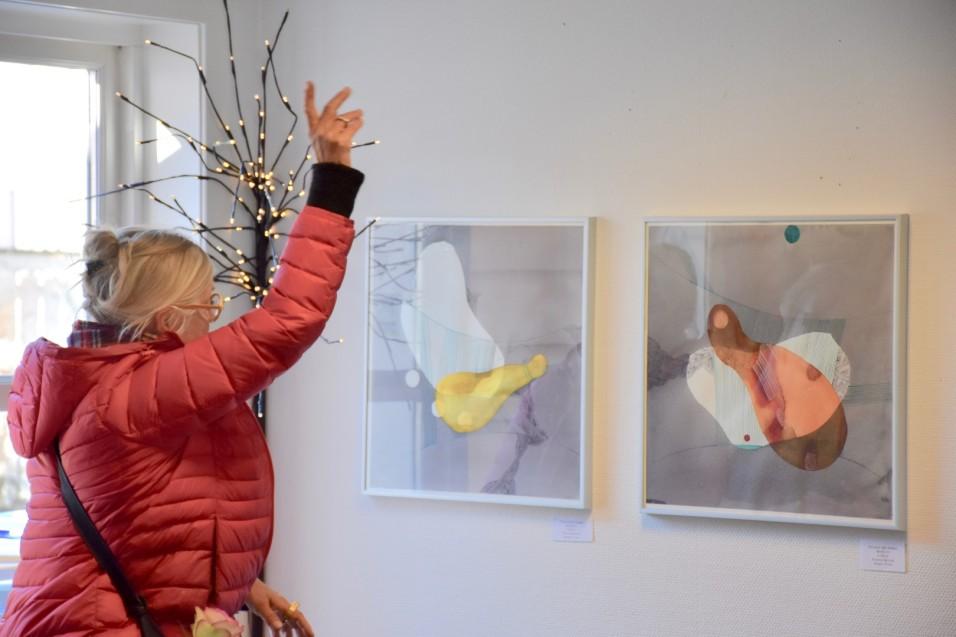 Artist talk med Rannveig Barstad